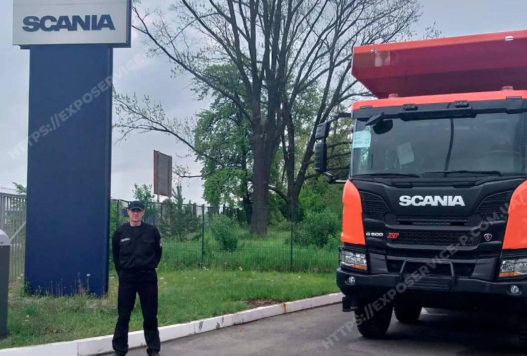 Физическая охрана и сопровождение грузов
