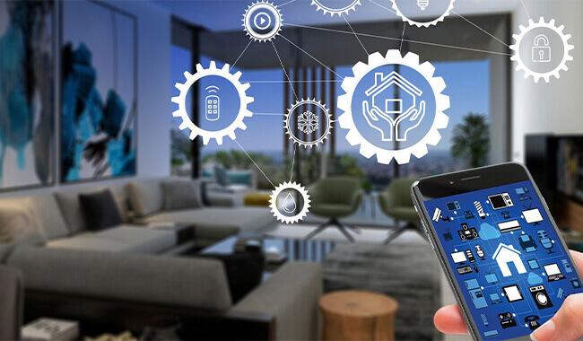 Системы безопасности умного дома / Системи безпеки розумного будинку