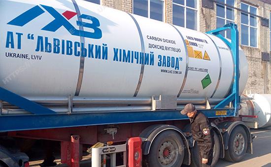 Физическая охрана и сопровождение грузов. Объект под охраной Экспосервис-П